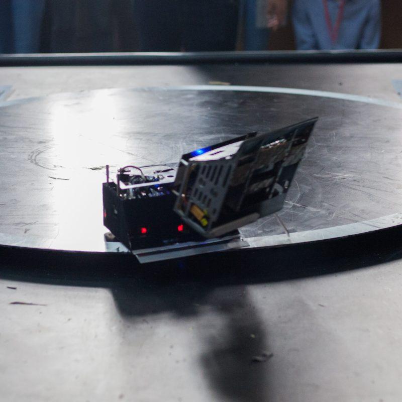 Sumo robot electronics [EN]